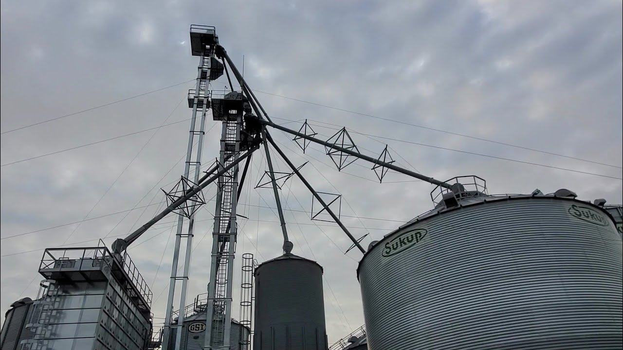 Grain Bin Tour Part 1 - #252