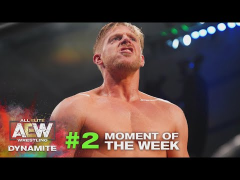 Did Orange Cassidy Beat the Clock to WIn the TNT Title? | AEW Dynamite Anniversary Show, 10/14/21