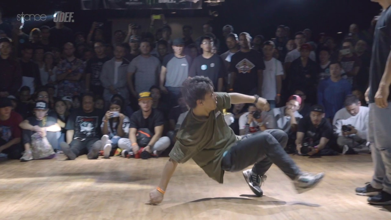 Issei vs Nasty Ray [semis] // .stance x UDEFtour.org //  Freestyle Session 2016 World Final