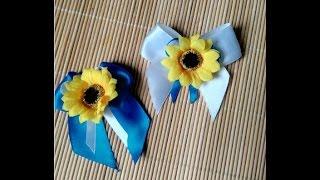 Бутоньерки для гостей на свадьбу./ Buttonholes for wedding guests