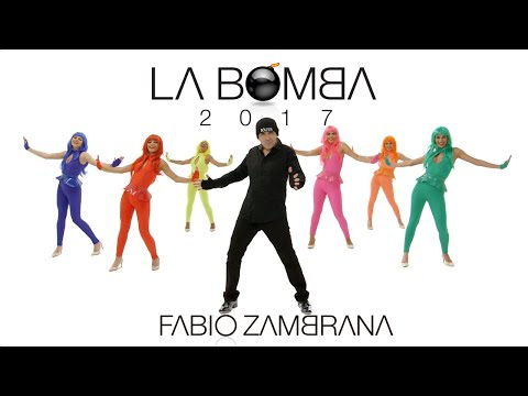 Fabio Zambrana - La Bomba 2017 (Azul Azul)