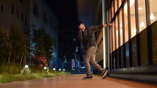 b-boy Takaaki nineteen in Musashisakai
