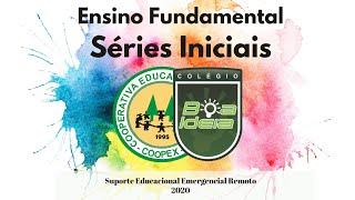 Encerramento Ano Letivo 2020   Ensino Fundamental Séries Iniciais