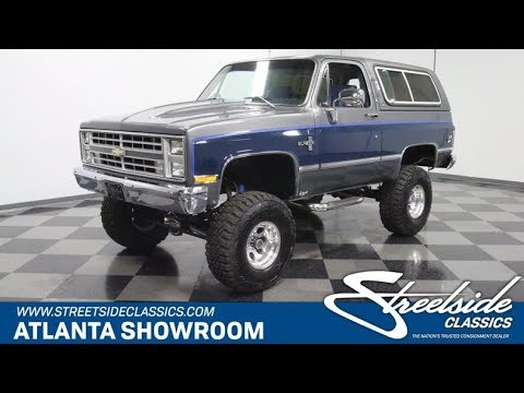 1984 Chevrolet K5 Blazer for sale | 4649 ATL