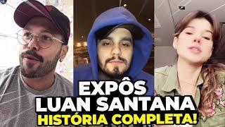Baixar MARCOS expõe LUAN SANTANA após FURO com PAULA FERNANDES!