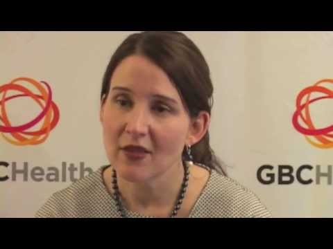 Caroline Roan of Pfizer | GBCHealth Conference 2013 - YouTube