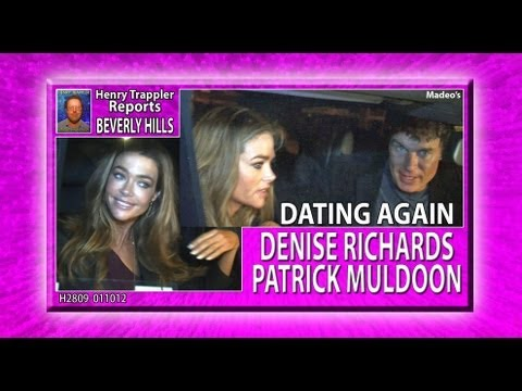 Denise Richards & Patrick Muldoon Are Dating. H2809
