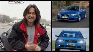 Audi S6 - Ауди С6 видео тест драйв