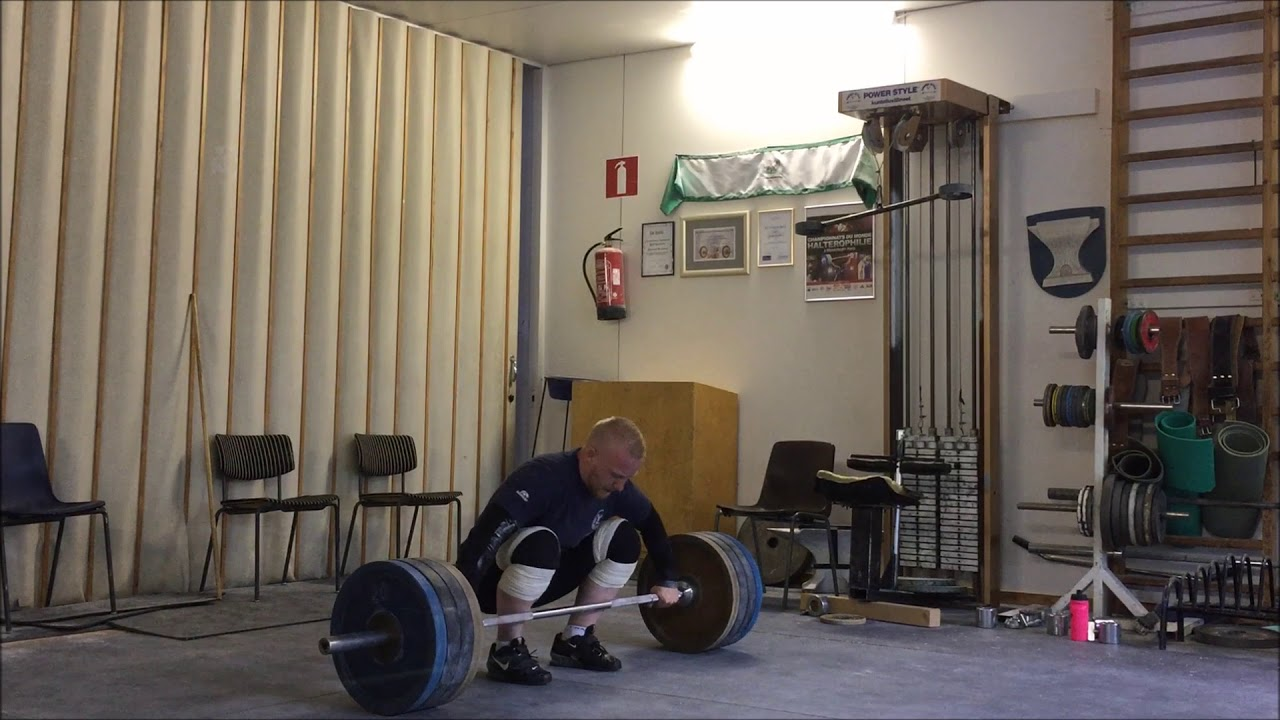 Speed makes you strong! 140kg & 150kg