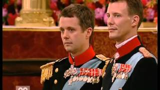 Frederik & Mary's Royal Wed...