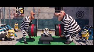 Despicable Me 3 Clip - Minions In Prison  - MovieClip (HD)