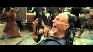 Conan the Barbarian Trailer 2011