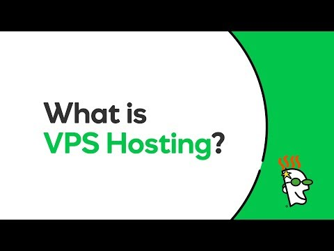 What is VPS Hosting?   GoDaddy