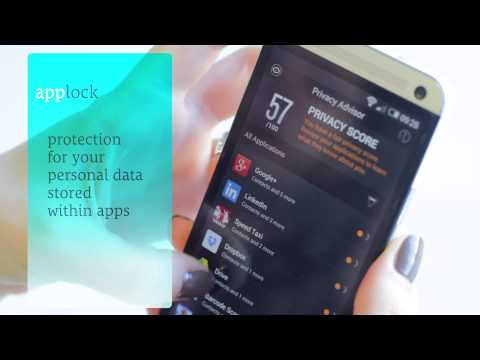 Bitdefender Mobile Security with the NEW APP lock feature