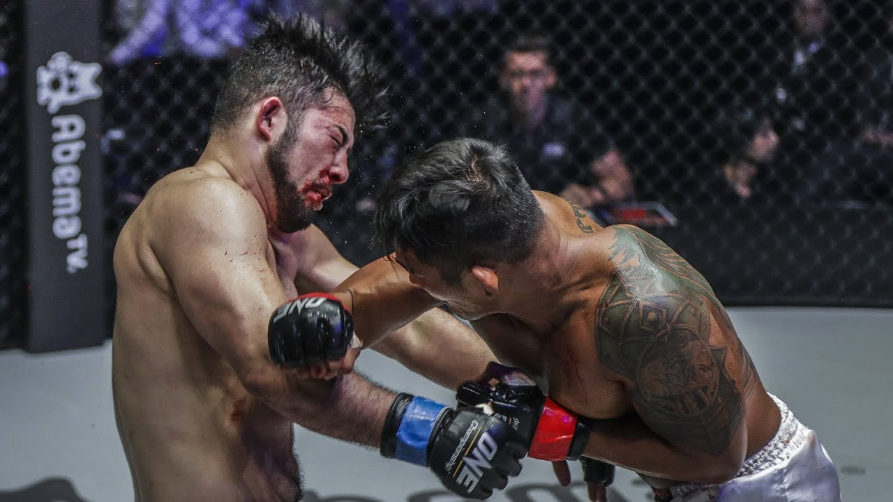 INSANE Last-Second Finishes In ONE Championship