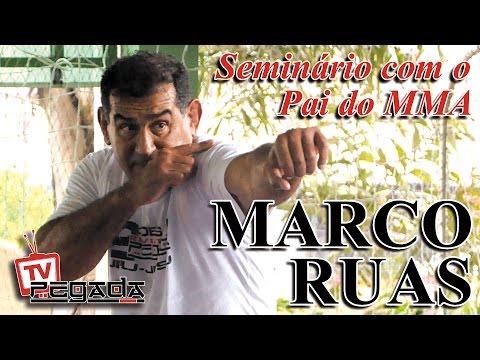 TV Pegada #0051 - Seminário com Marco Ruas