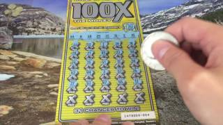 $600 IN 100X THE MONEY SCRATCHERS ENTIRE ROLL!! $20 California Lottery Scratcher GROUP BUY | charlott sklar