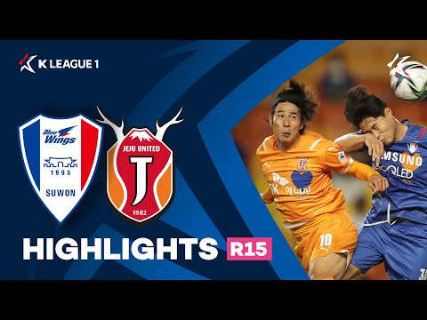 Suwon Bluewings Jeju Utd Goals And Highlights