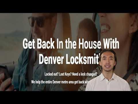 Emergency Locksmith Service in Denver CO