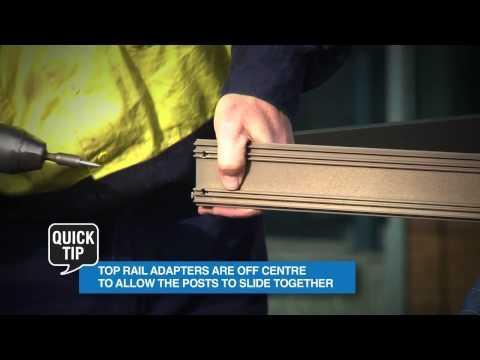 DIY: Balustrade Installation   Advance Metal Industries