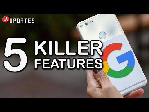5 Fitur Keren di Google Pixel dan Pixel XL