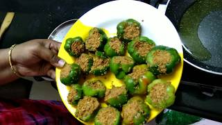 easy recipe od capsicum