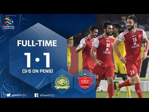 Acl Al Nassr Ksa 1 1 Persepolis Fc Irn Highlights Youtube