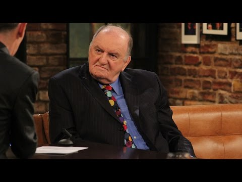 George Hook on his reaction to Jonathan Sexton's comments | The Late Late Show | RTÉ One