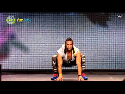 Animal Movement / What's up FunLabs – Dance Fitness Workshop @ Thessaloniki