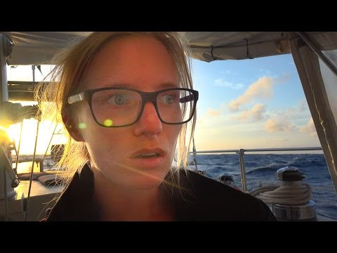 Reflections Sailing On The Open Ocean- Sailing SV Delos Ep. 91