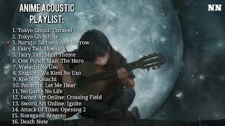 Download Mp3 Best Of Anime Acoustic Guitar Cover