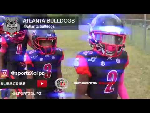 11U Atlanta Bulldogs Vs Atlanta Tigers | Youth Ballers | Standouts