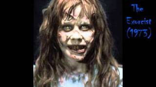 Repeat youtube video Top 5 Halloween songs (Top horror themes)