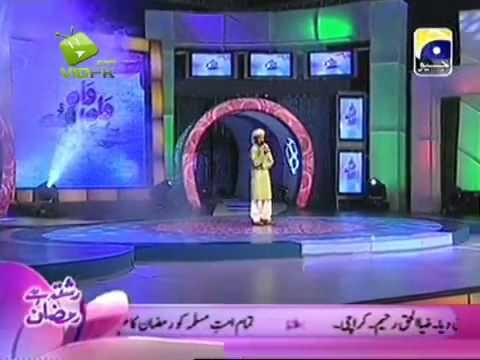 Download OWAIS RAZA QADRI_WAH WAH SUBHAN ALLAH (PART 2) 9 AUGUST 2011 ON GEO TV