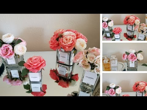 CHANEL INSPIRED HOME DECOR | INEXPENSIVE DIY | EASY TO MAKE