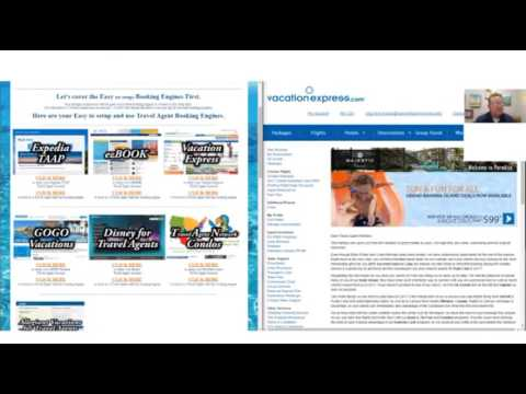 Travel Agent Booking Engines