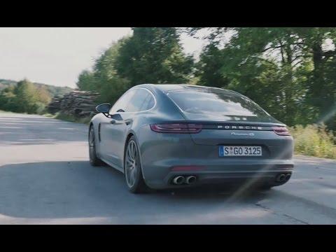 Porsche Panamera 4S review (2016)