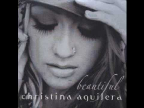 Christina Aguilera - Beautiful (Instrumental)