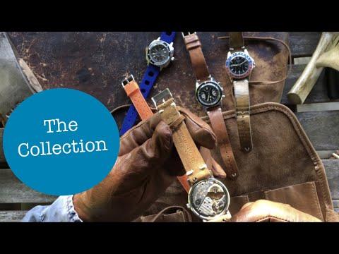 Vintage Watch Collection (not Quite Hodinkee Talking Watches - Alternatives To Rolex, Patek, Omega).