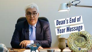SolBridge Dean's End of Year Message
