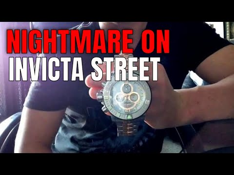 INVICTA Watches : Invicta Sea Hunter Watch nightmare from eBay seller Invicta_Outlet