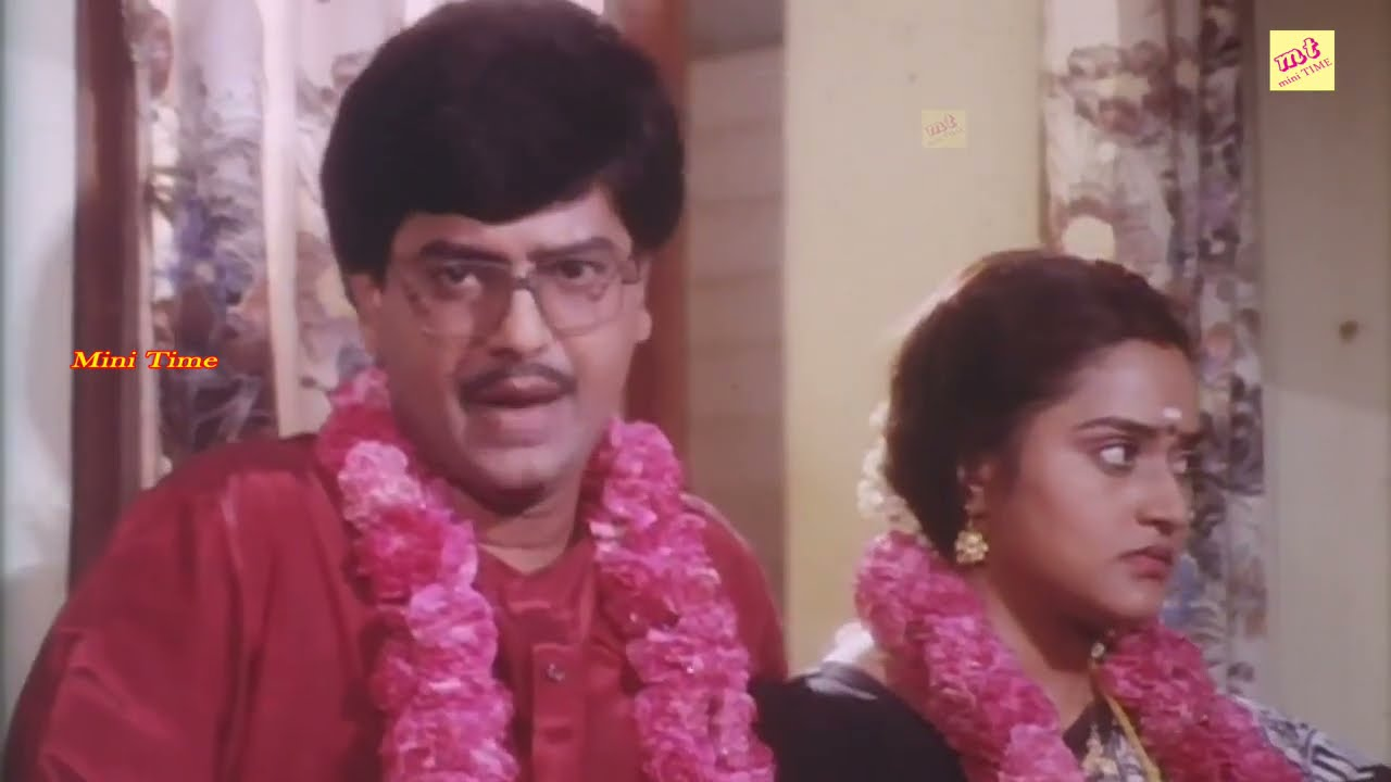 Visu Best Comedy | Tamil Comedy Scenes | Visu Galatta Comedy Collection | Visu Hit Comedy