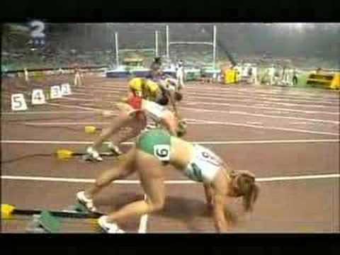 100m žene, Osaka 2007