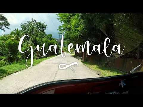 Guatemala 2017   Backpacking through Guatemala   Travel diary