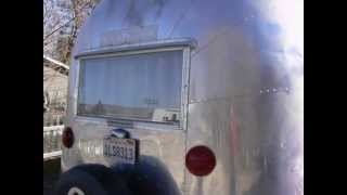 1961 Vintage Tradewind Airstream for sale
