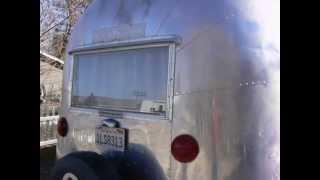 1961 Vintage Tradewind Airstream for sale