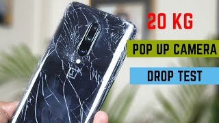 OnePlus 7 Pro Drop Test | Pop Up Camera Durability Test | Gupta Information Systems | English