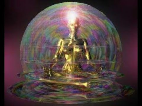 HOW TO CREATE A GOLDEN ENERGY BUBBLE OF PROTECTION AGAINST DARK ENTITIES/DEMONS