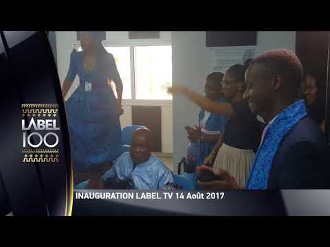 Clip inauguration du groupe  labeltv radio