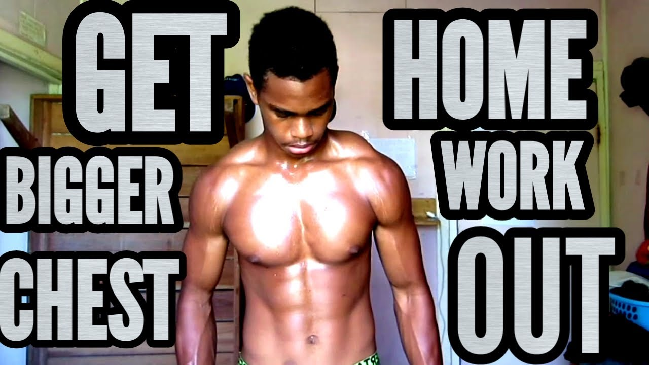 5 MINUTES CHEST HOME WORKOUT